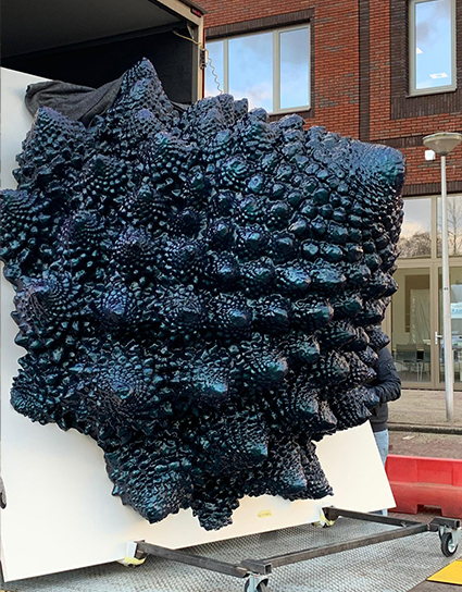 monira al qadiri romanesco dream, Local Makers Amsterdam
