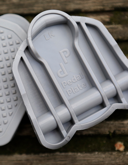 Pedal plate, Product Design, Local Makers Amsterdam