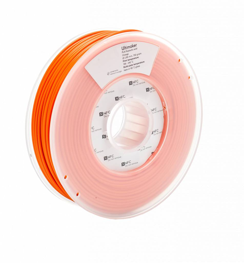 Ultimaker PLA Orange (NFC) - 750g